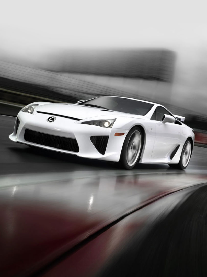 lexus performance heritage