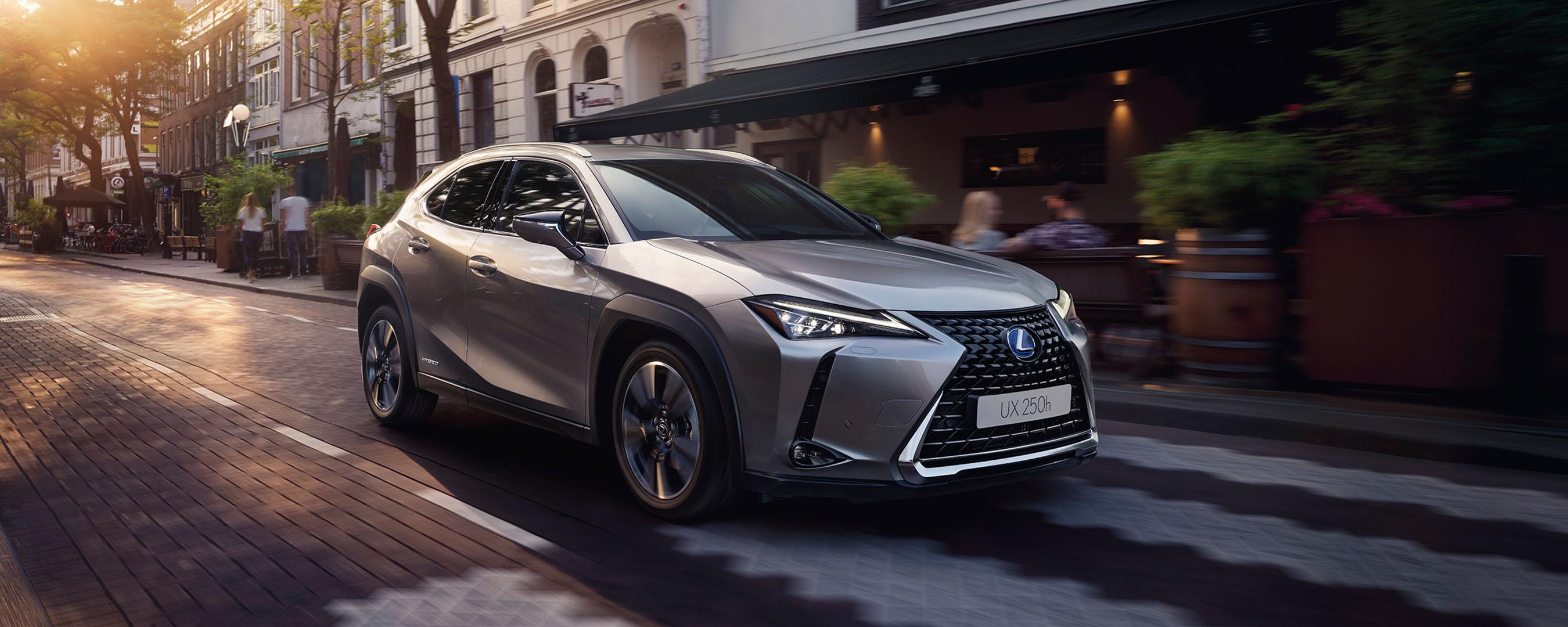 2018 lexus ux htbrid experience front exterior