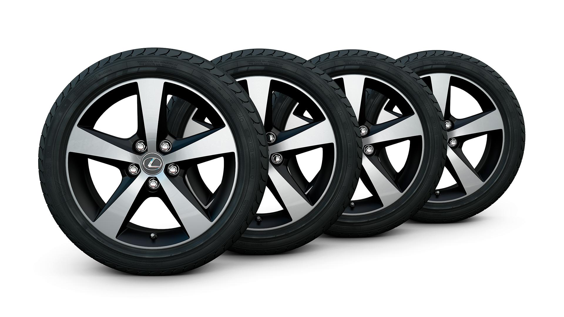 2017 lexus winter accessories gallery 007 wheels