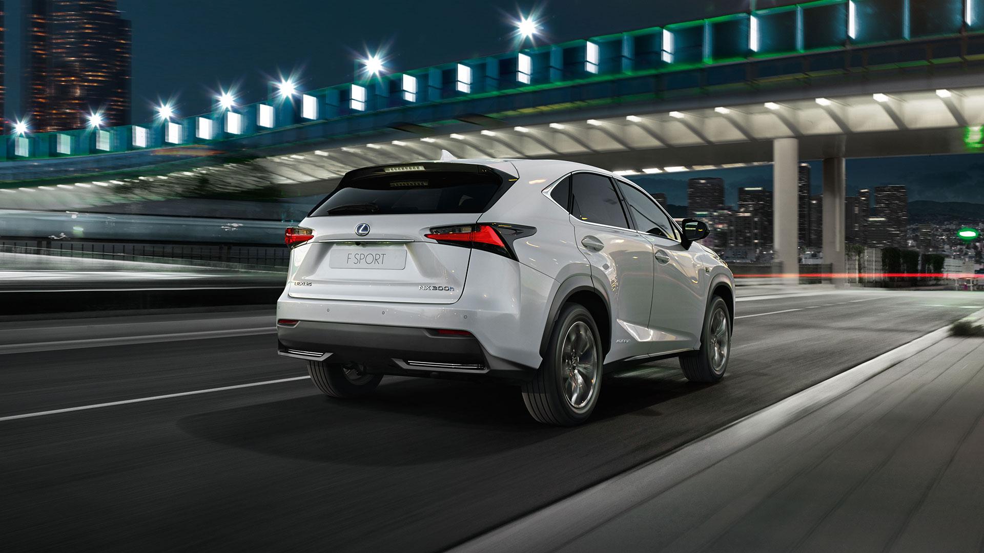 2017 Lexus Nx 300h Next Steps Personalise