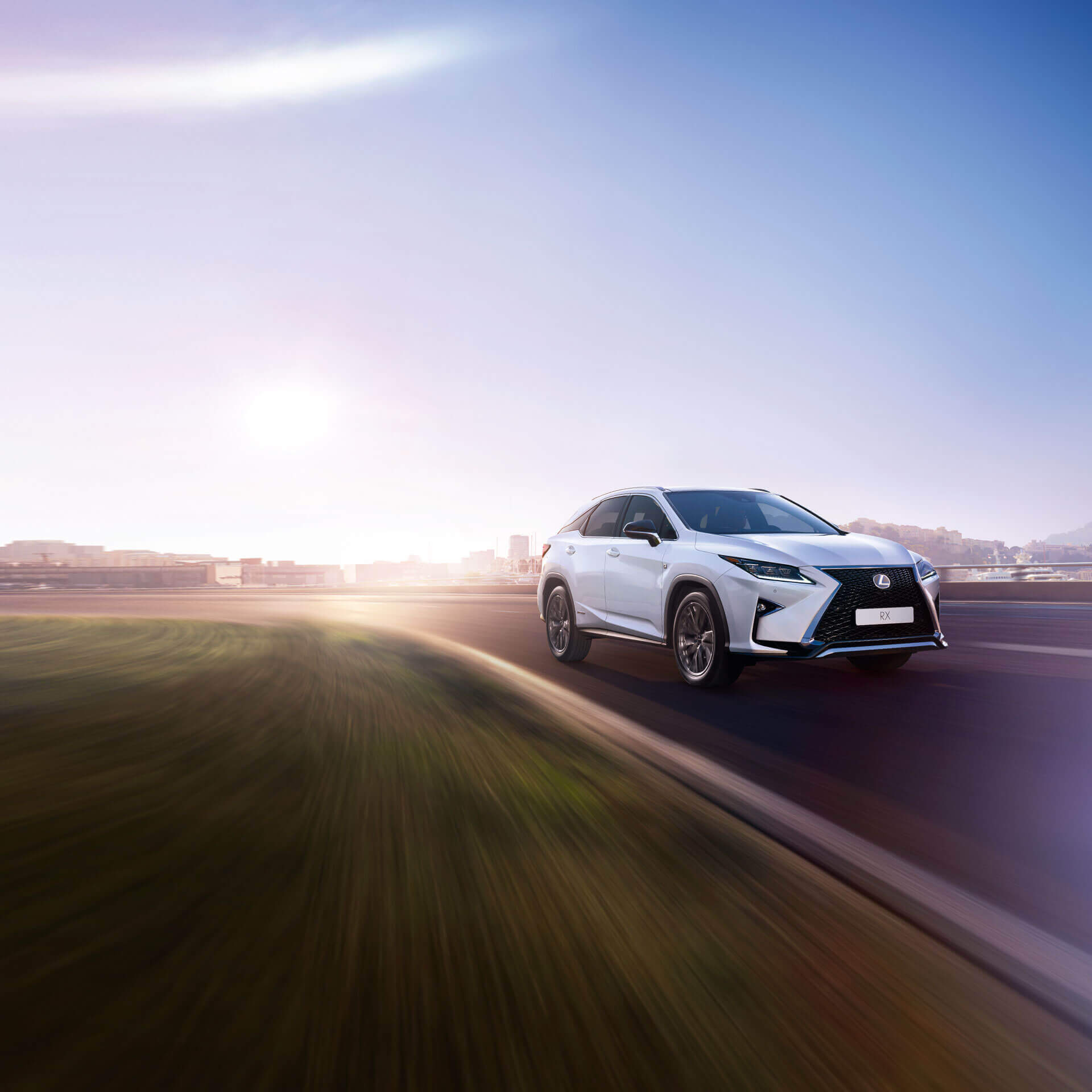 Lexus RX Luxury Hybrid Crossover