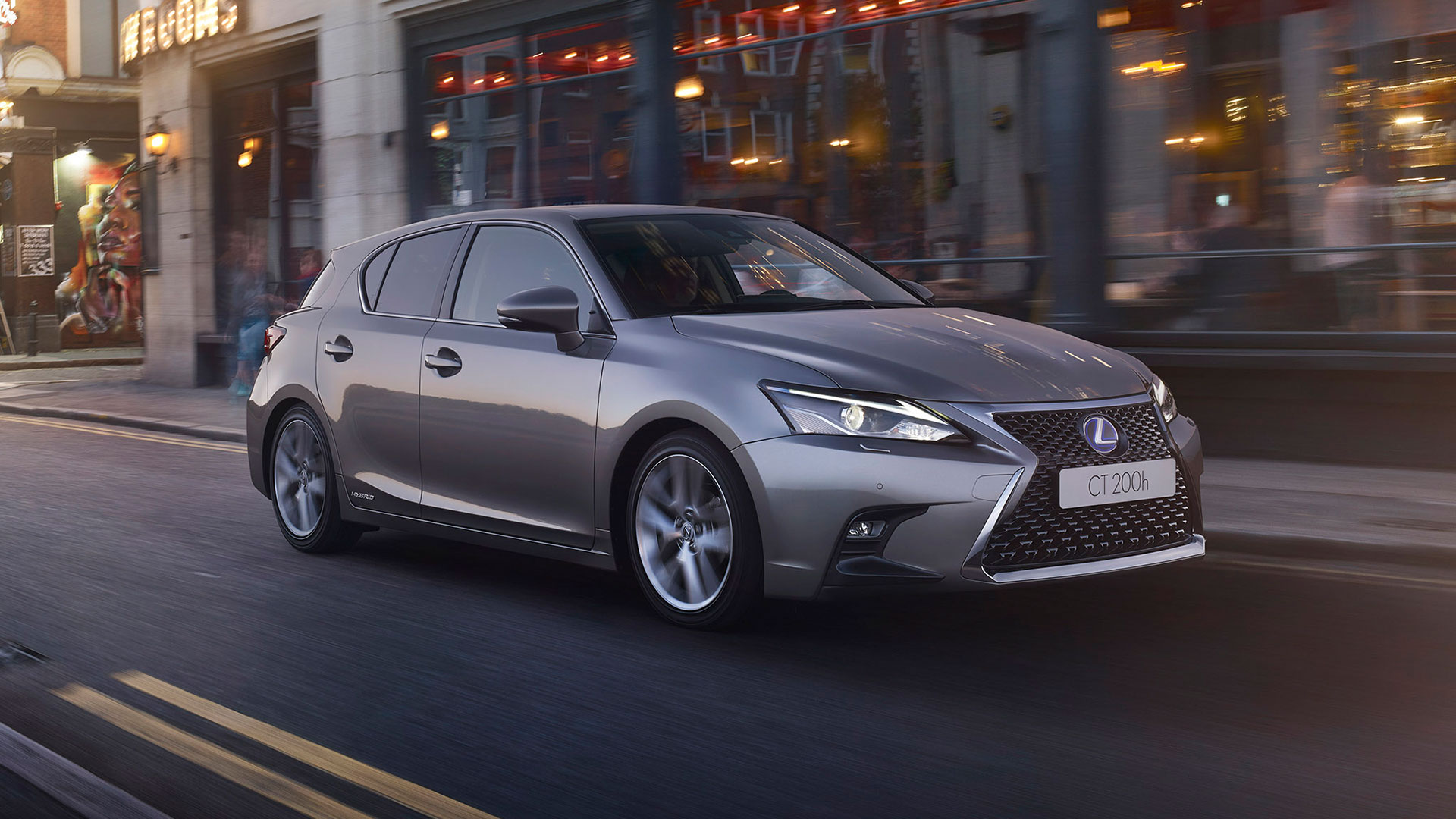Lexus Luxury Interior >> Lexus CT Luxury Hybrid Compact Car | Lexus CT 200h | Lexus UK