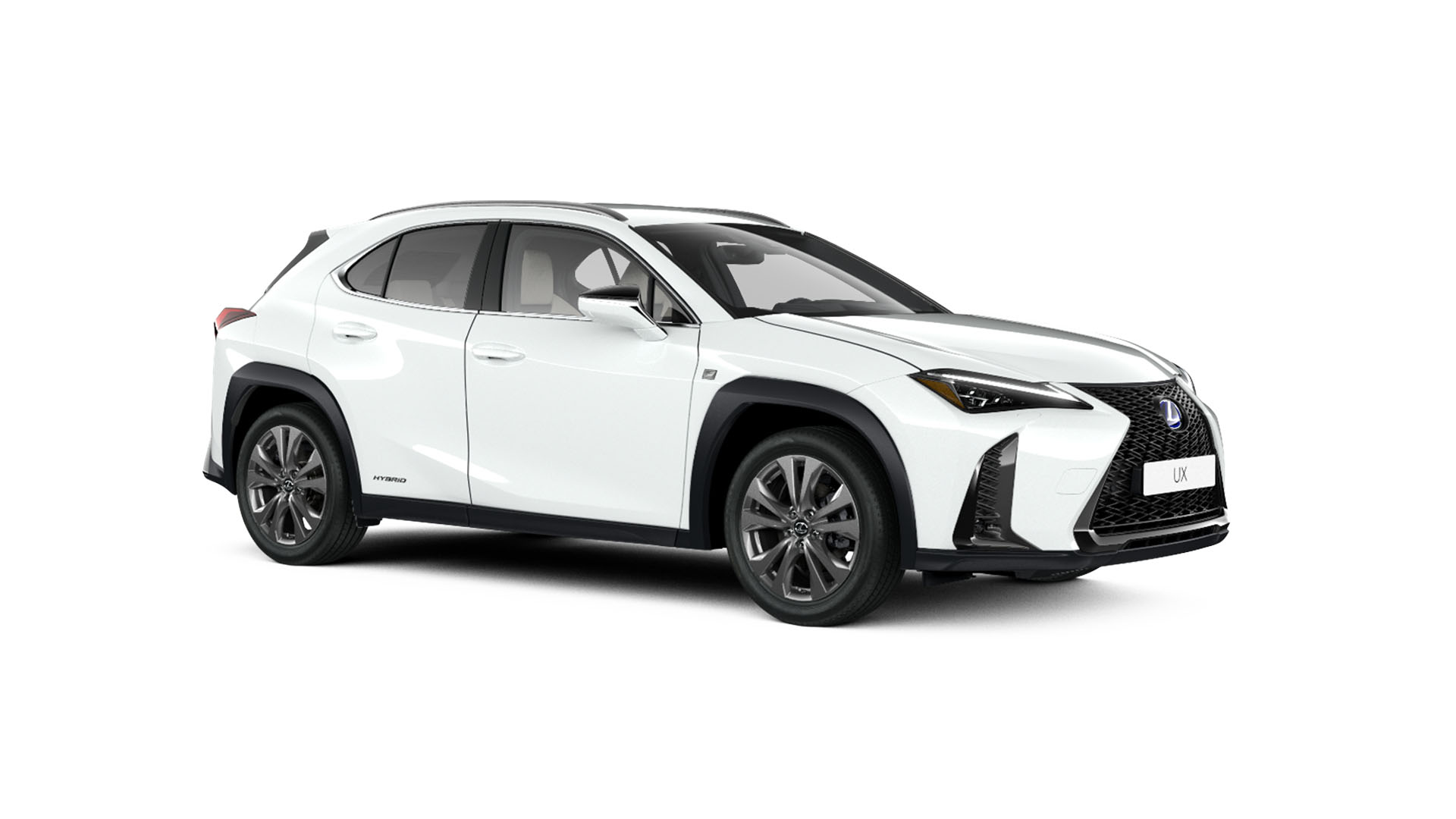 Ux 250h 2019 Compact Suv From 29900 New Lexus Uk