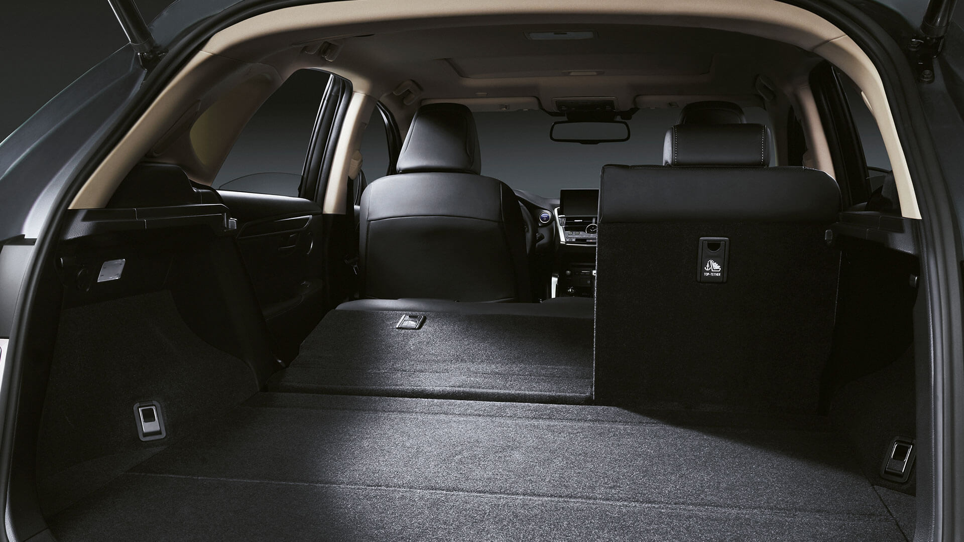 2018 lexus nx my18 features flexible space
