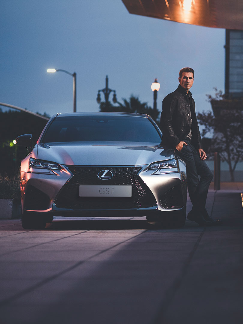 2018 lexus uk rc f 10th anniversary performance sedan