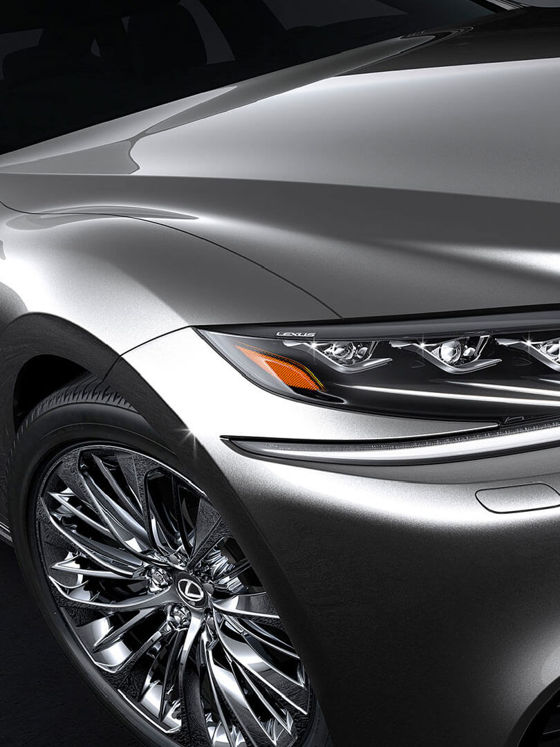 Lexus 60000 mile service cost