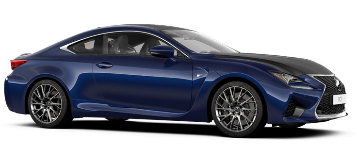 lexus 2018 rc f day exterior 06