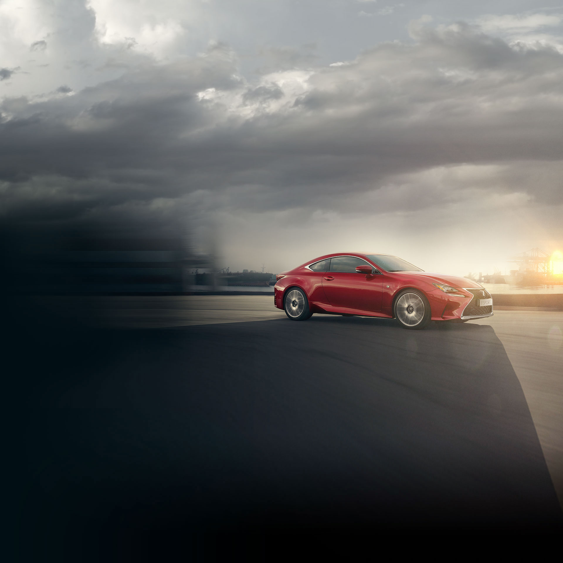 Lexus F SPORT Car Range