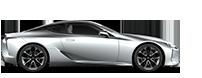 LC 500h CarModelNav