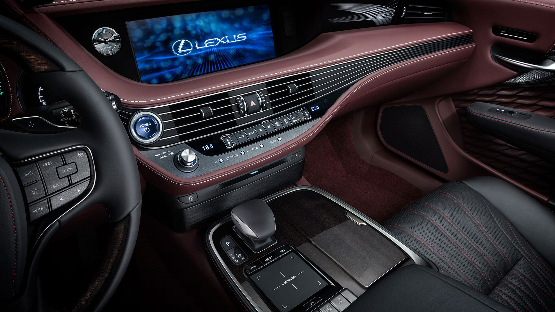 2018 lexus ls gallery 012 interior