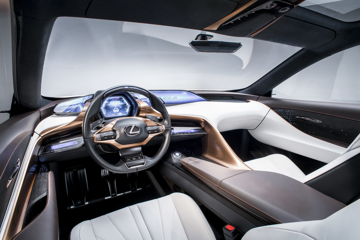 Lexus LF 1 Limitless studio 03