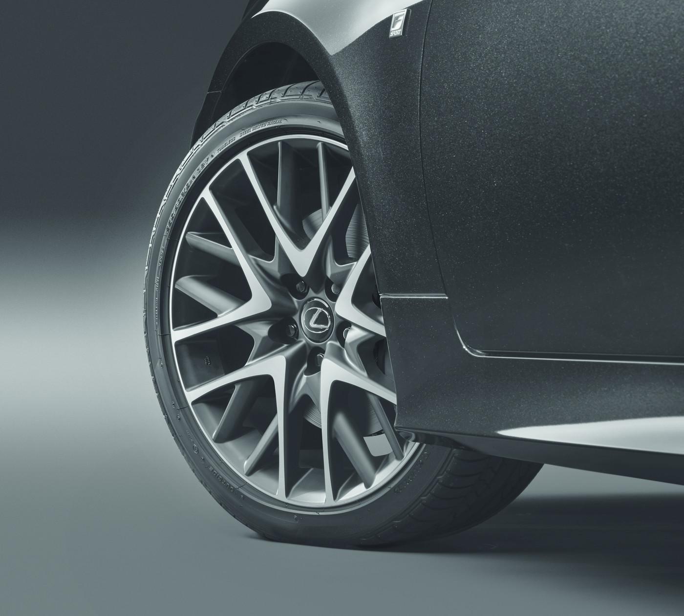 RC black 014 aluminum wheel CMYK