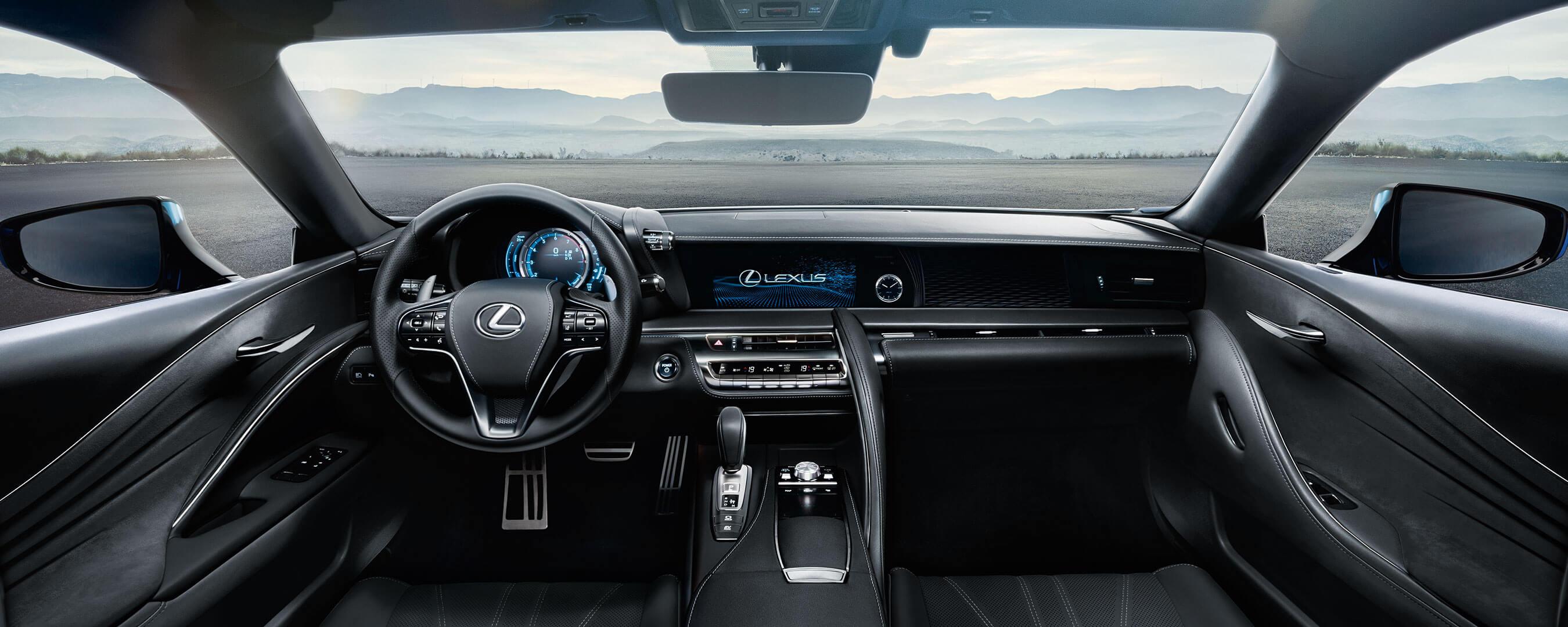 Lexus Lc Luxury Performance Coupe Lexus Ireland