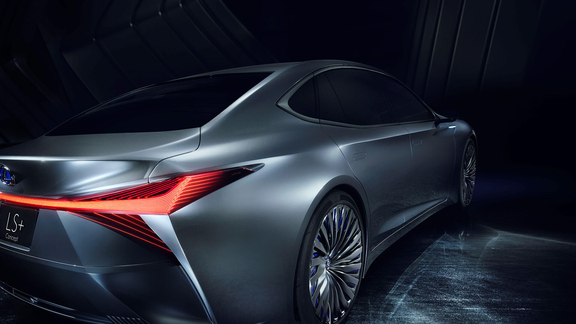 lexus ls concept tokyo motor show gallery 015