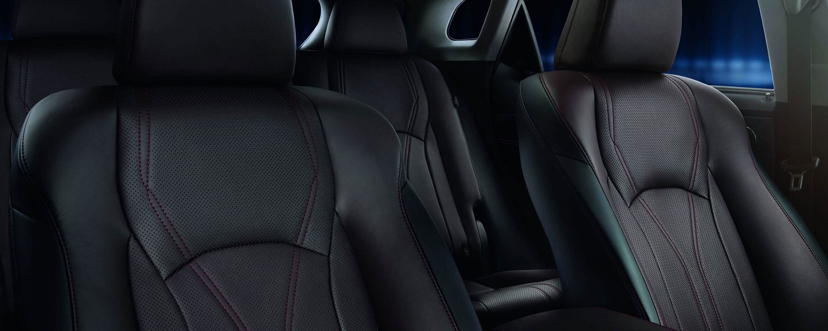 2017 lexus rx 450h experience hero interior back