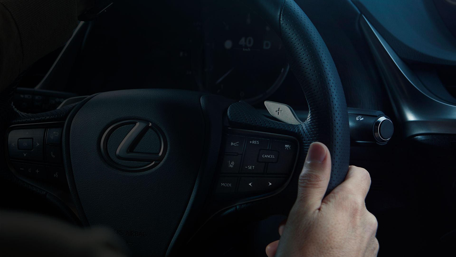 2018 lexus es hotspot windscreen wiper