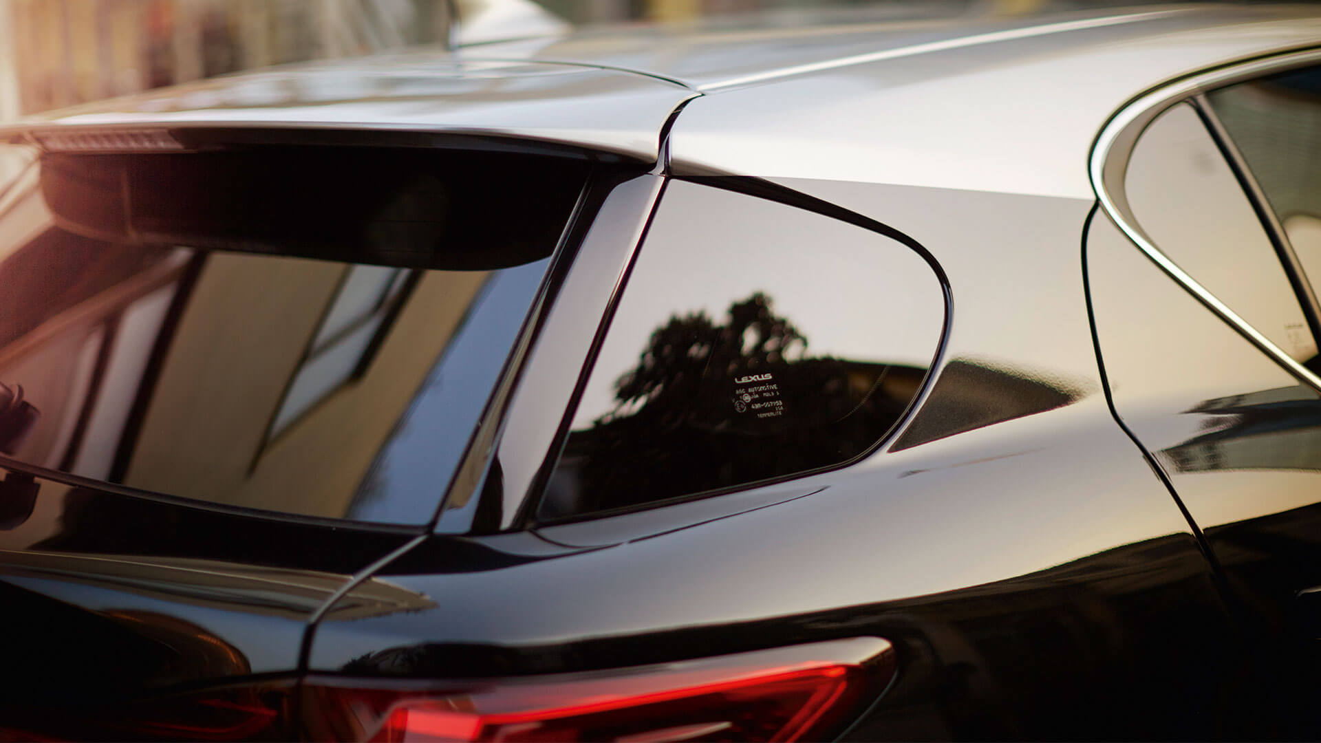 2018 lexus ct 200h my18 features privacy glass