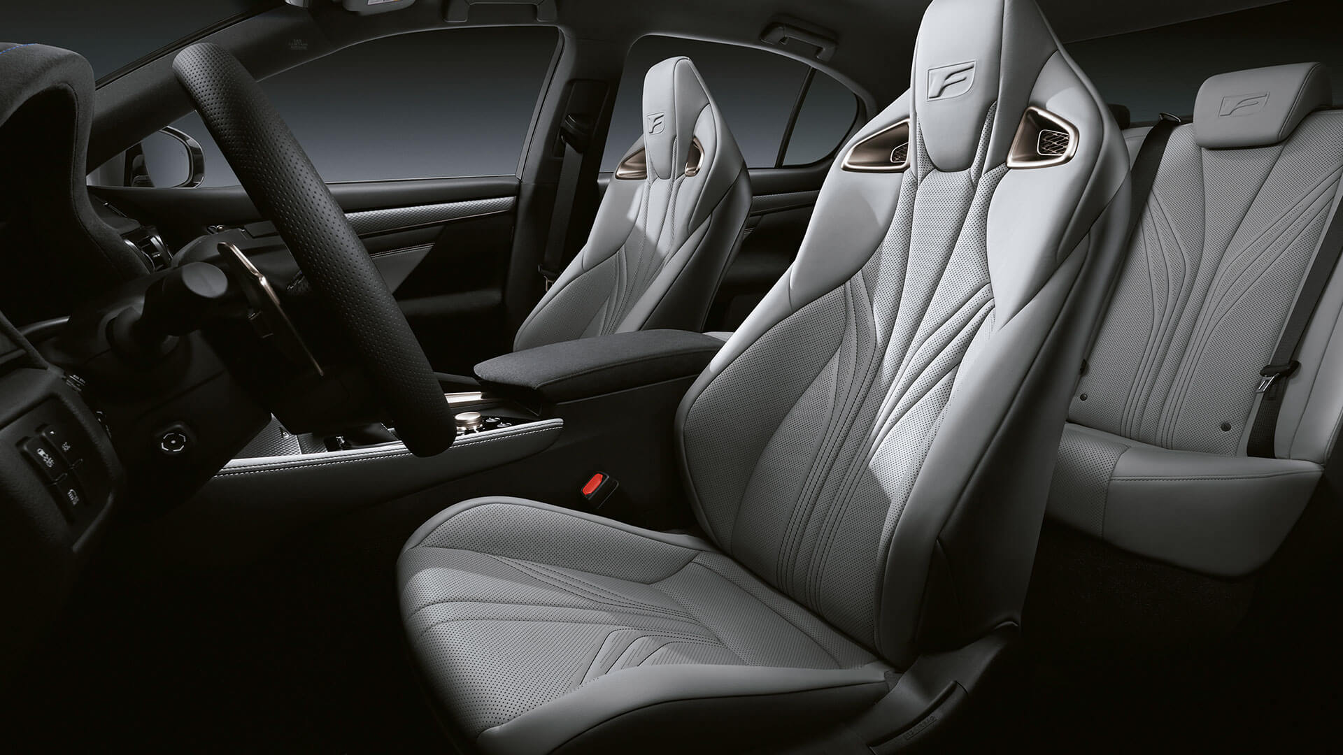 2017 lexus gs f features sports seats