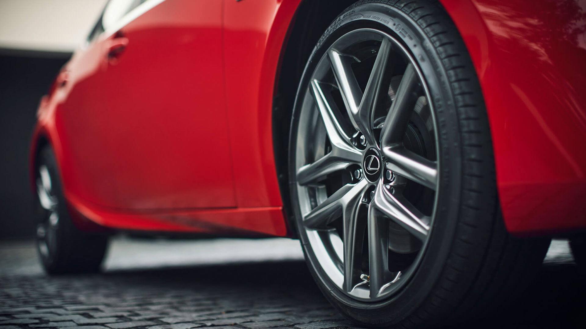 1 Lexus Drive 1920x1080 image