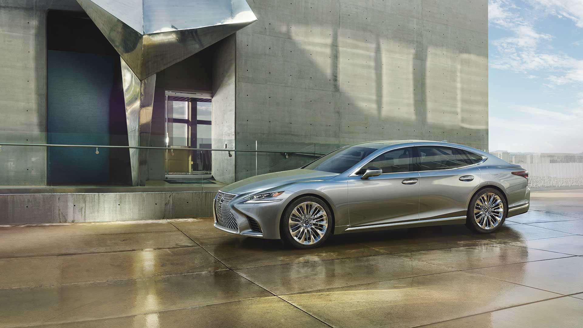 Lexus Alla Milano Design Week 2018