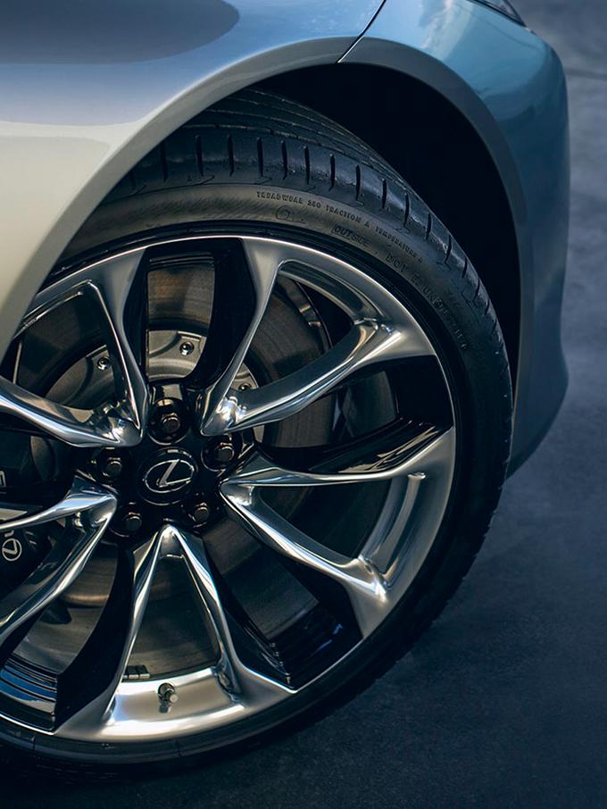 Tyre Park Lexus image