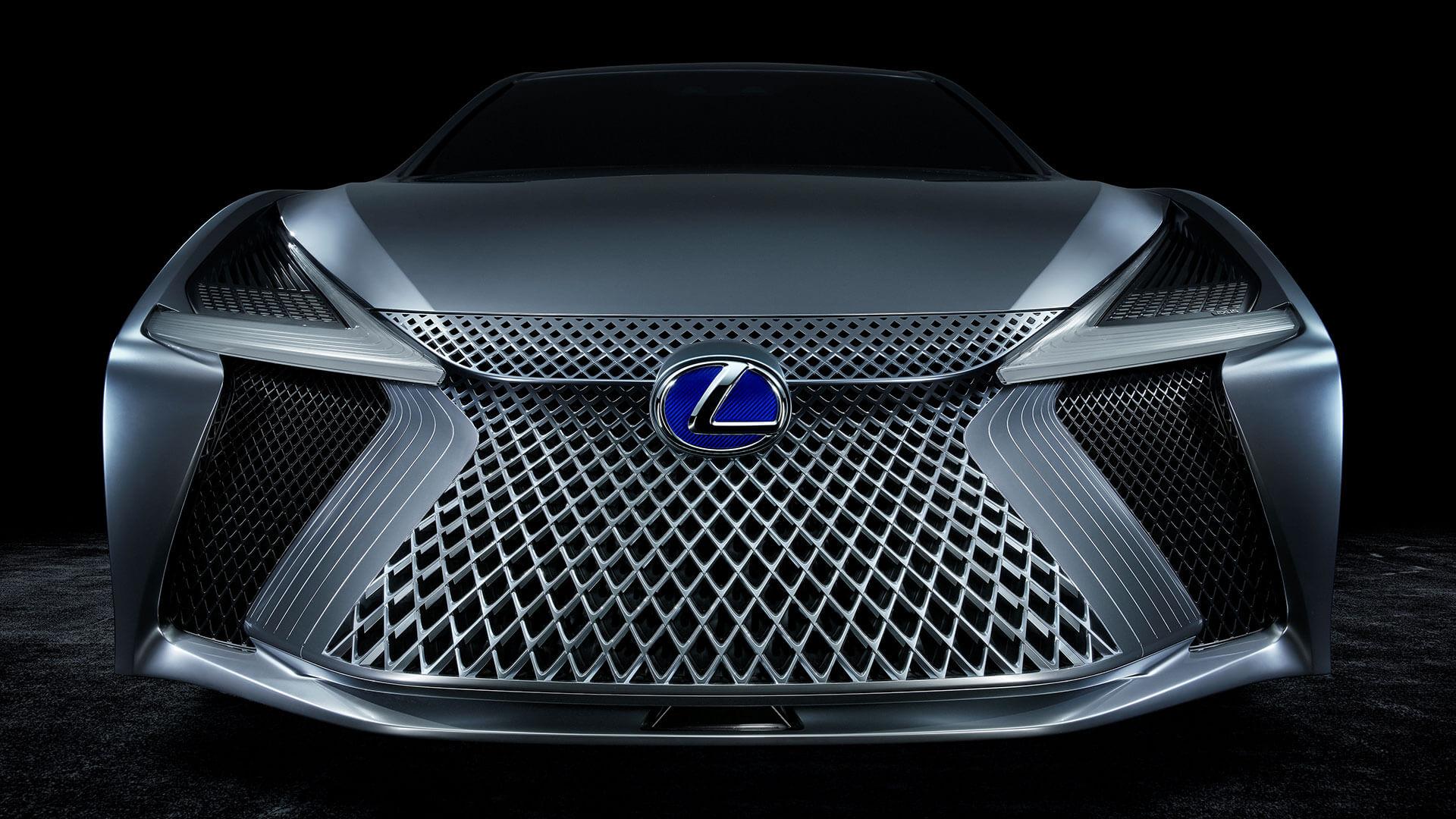 lexus ls concept tokyo motor show gallery 016
