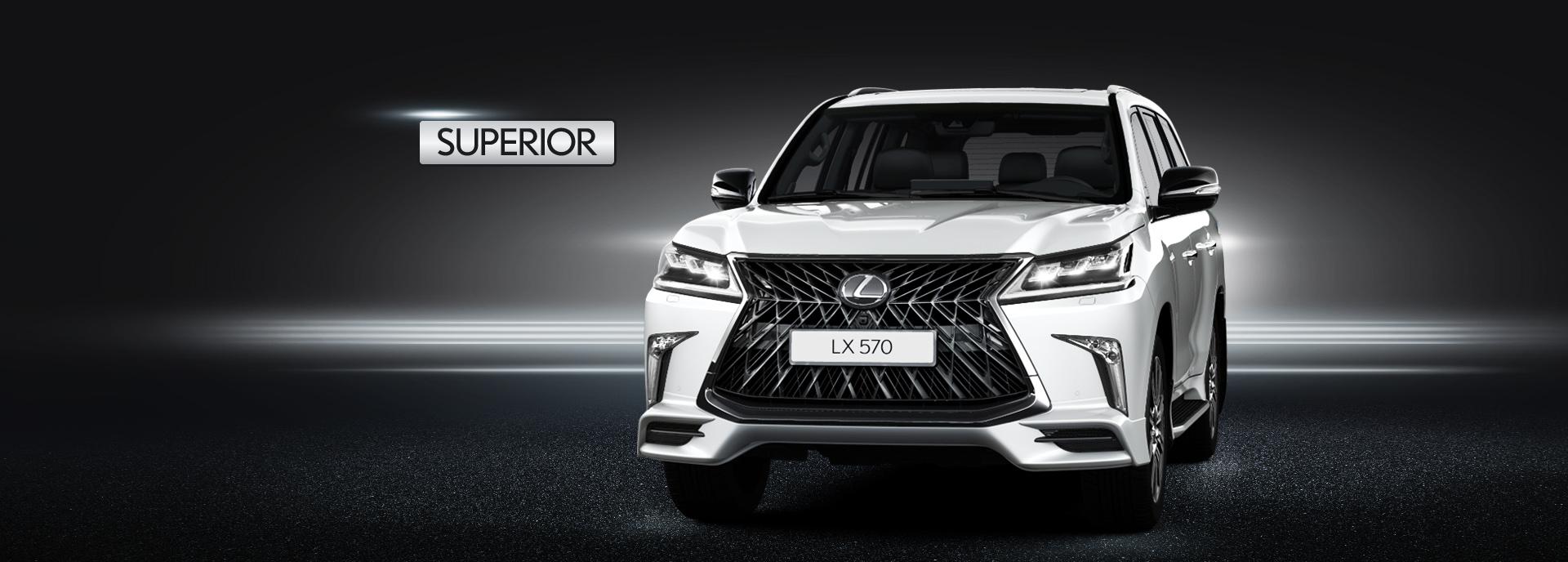 LX 570 Superior