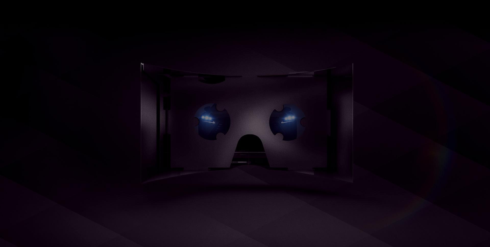 Сборка шлема виртуальной реальности Lexus