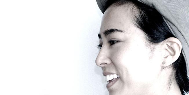 Нао Тамура дизайнер участник выставки Lexus Design Amazing на неделе дизайна в Милане
