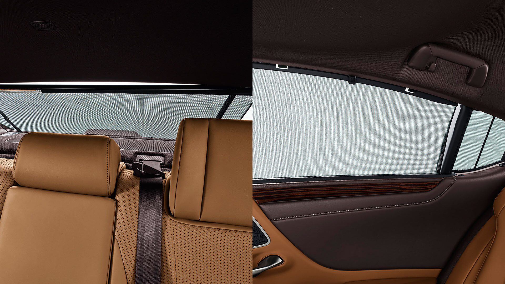 2019 lexus es experience feature blinds