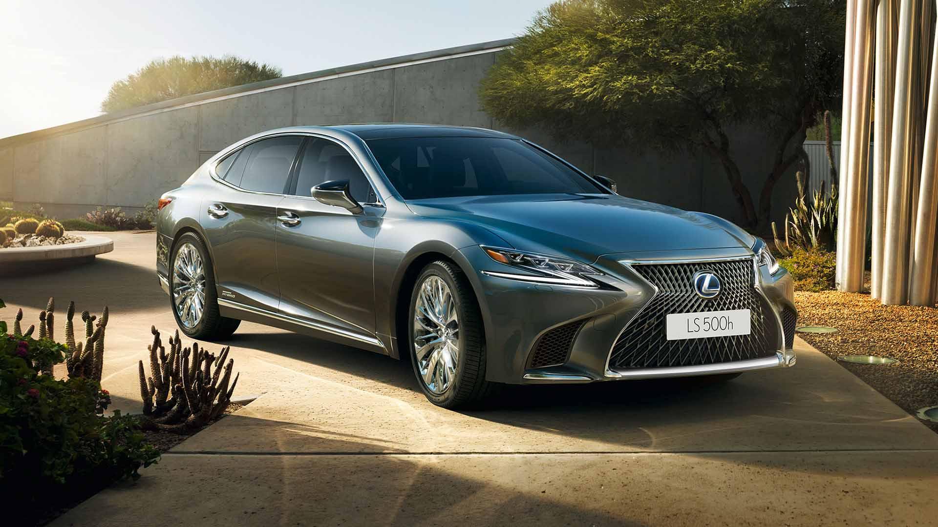 2017 lexus ls 500h next steps personalise