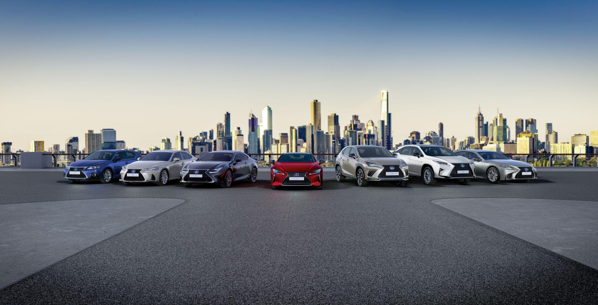Lexus Conditions Hero Image