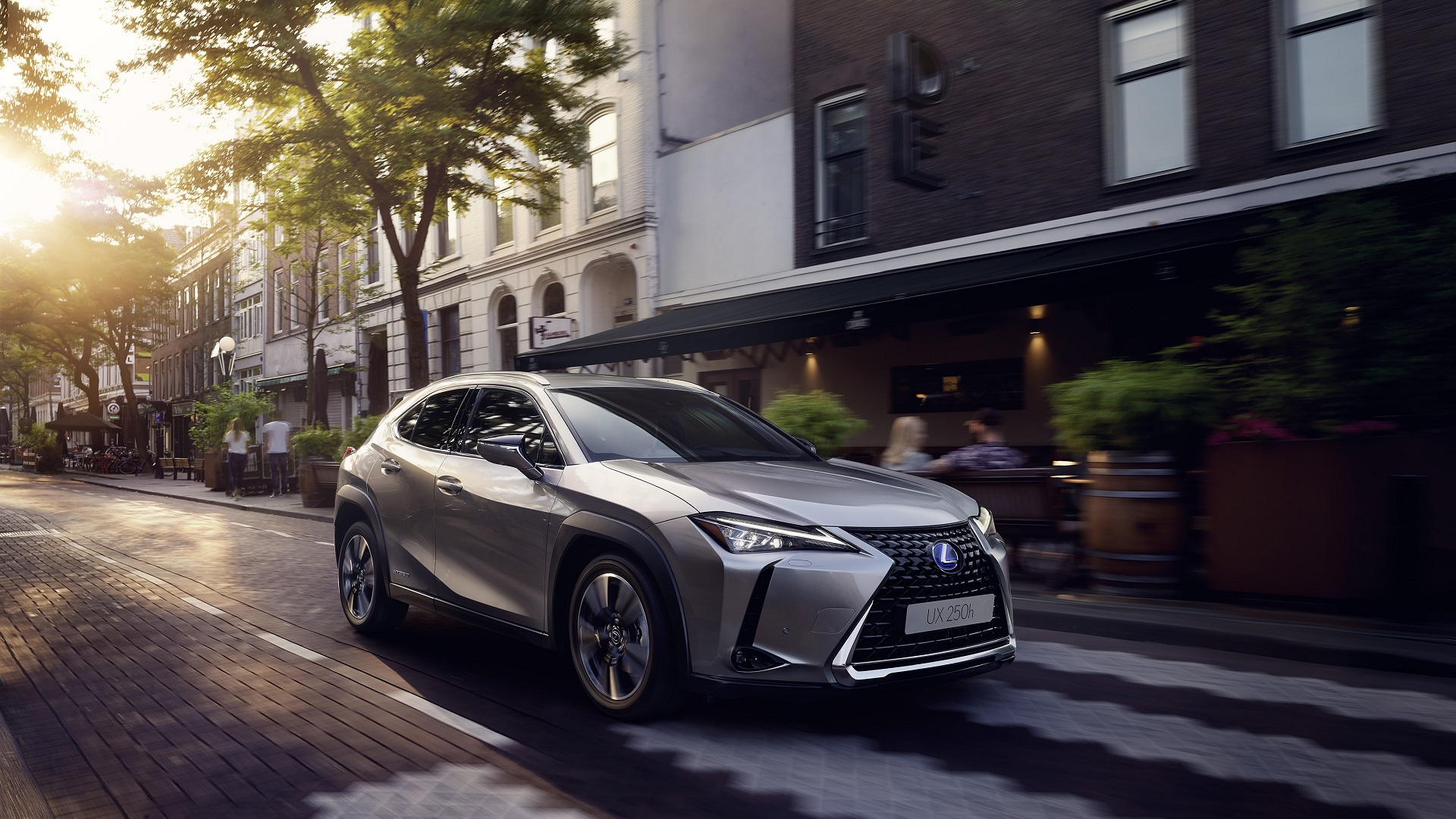 Lexus UX 250h Video Image