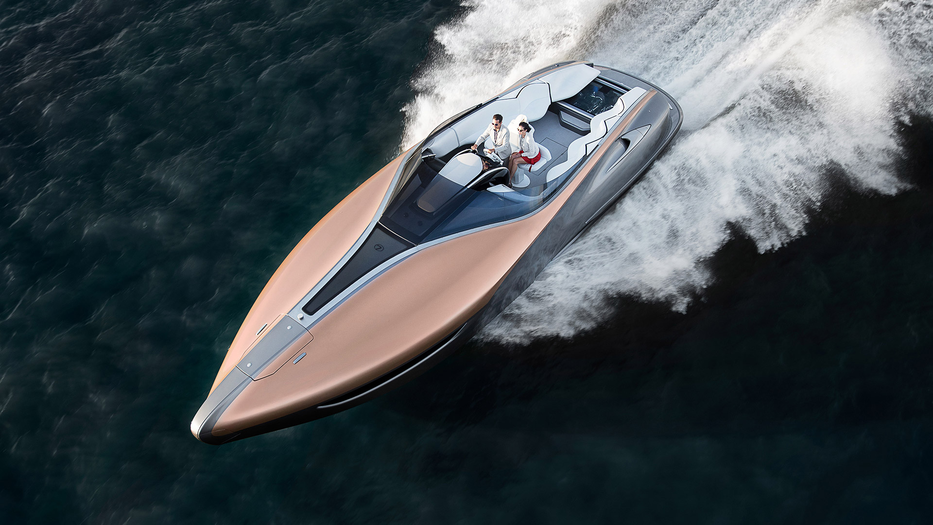 Lexus Sport Yacht Concept wint award