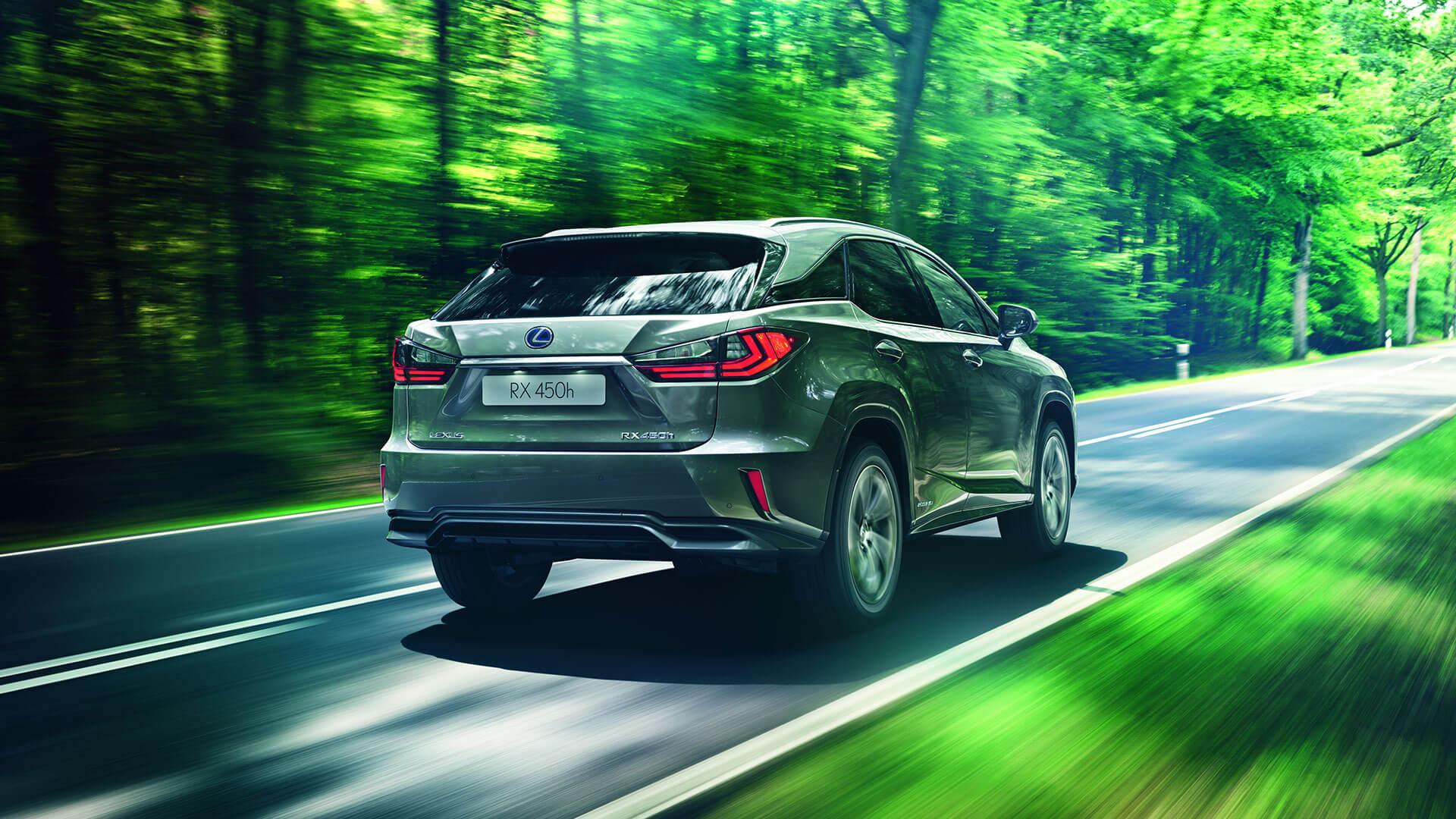 Bekijk De Voordelen Van Lexus Hybrid Drive Lexus Nl