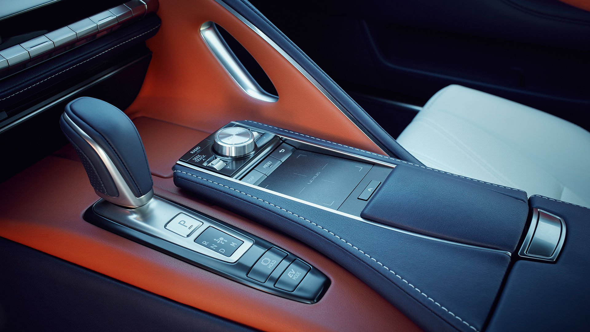 2018 lexus lc blue gallery 012 interior