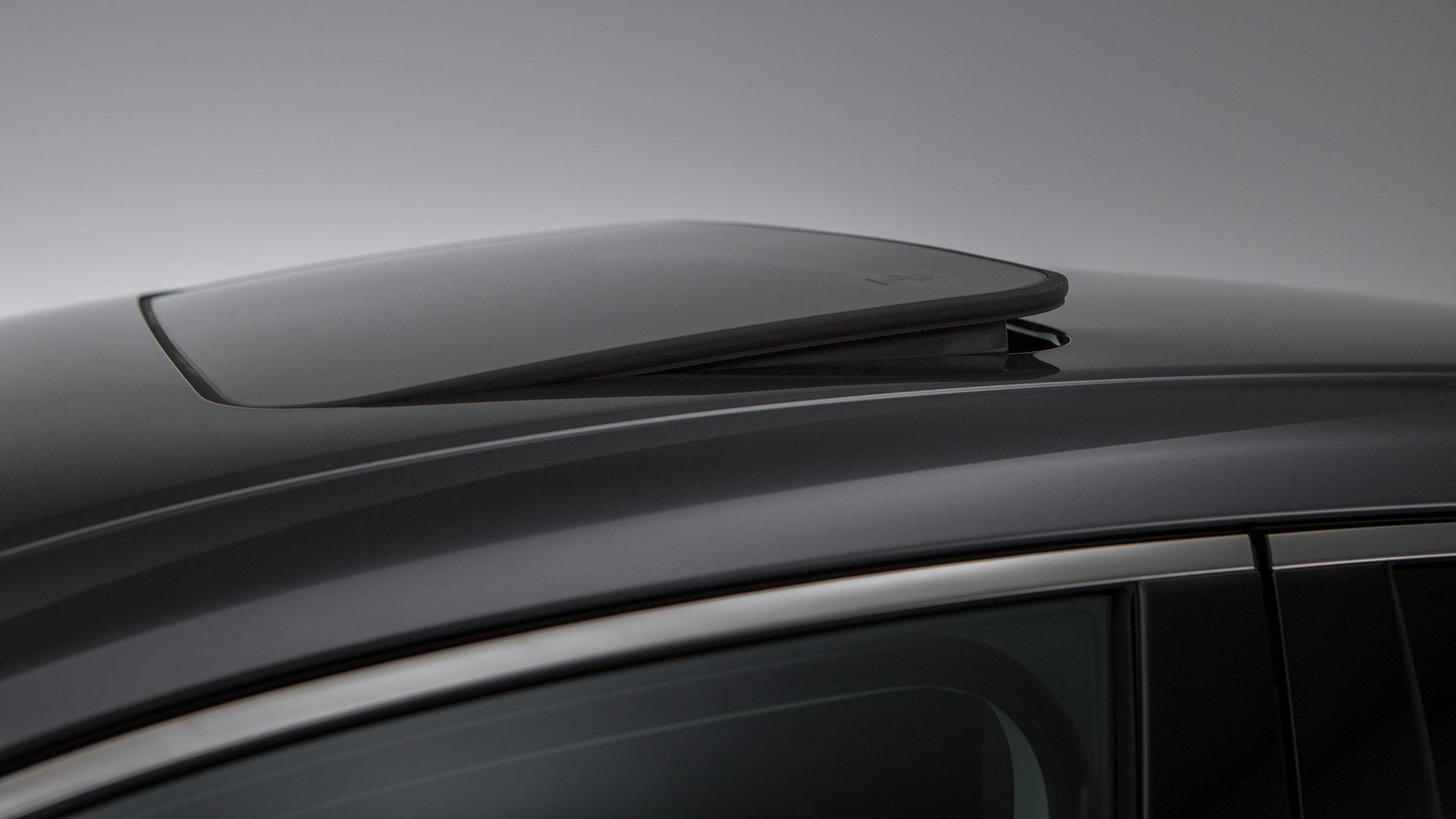 Lexus ES kanteldak