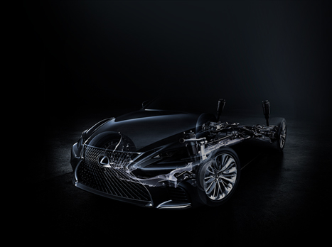 2017 Lexus The New LS Home WOL