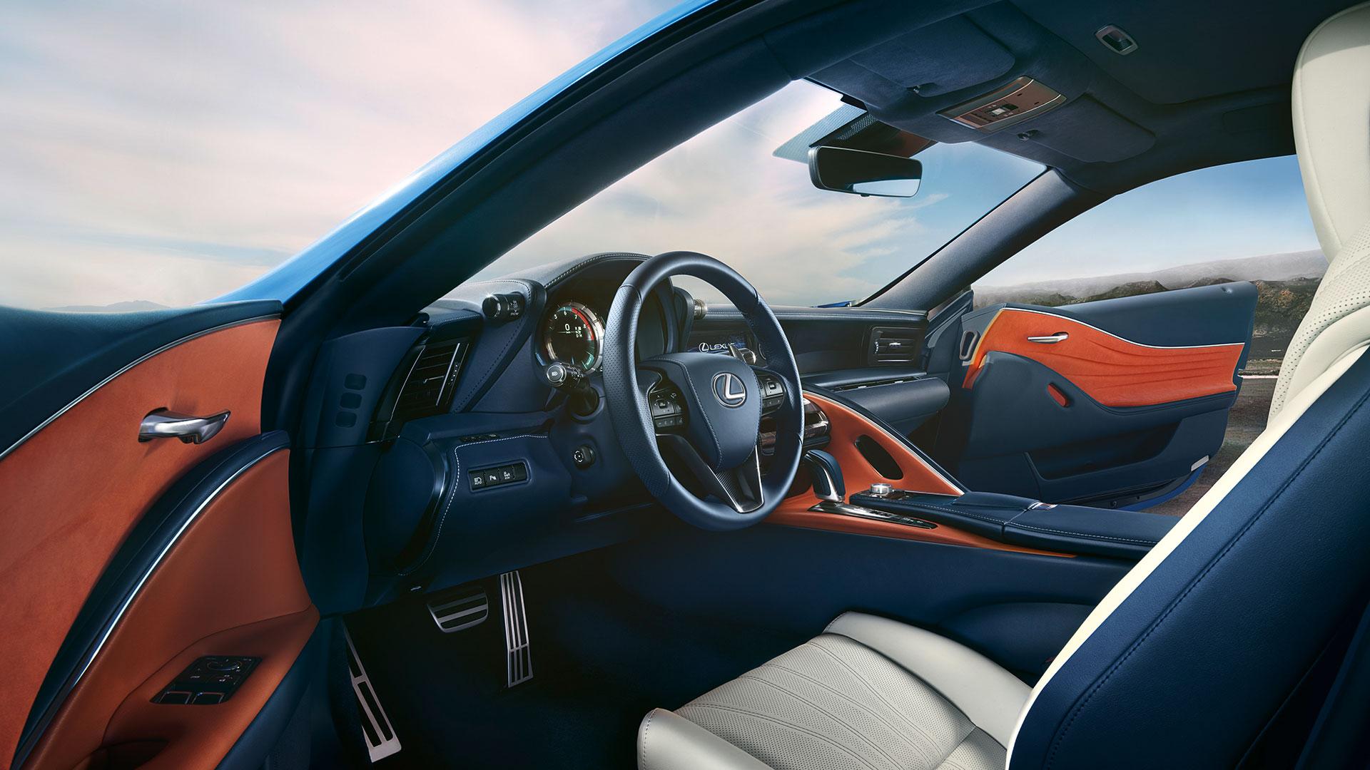 2018 lexus lc next steps behind wheel 001