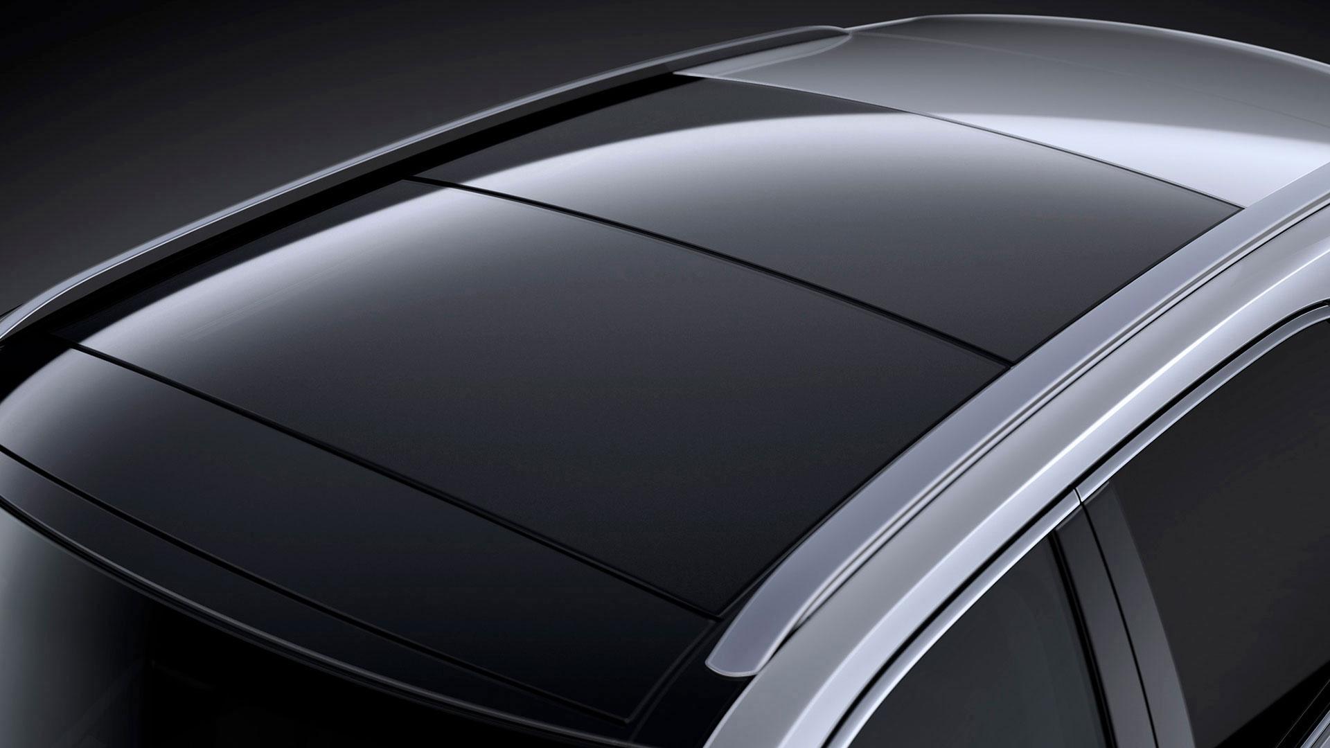 2017 lexus rx 450h features alluminum roof rails