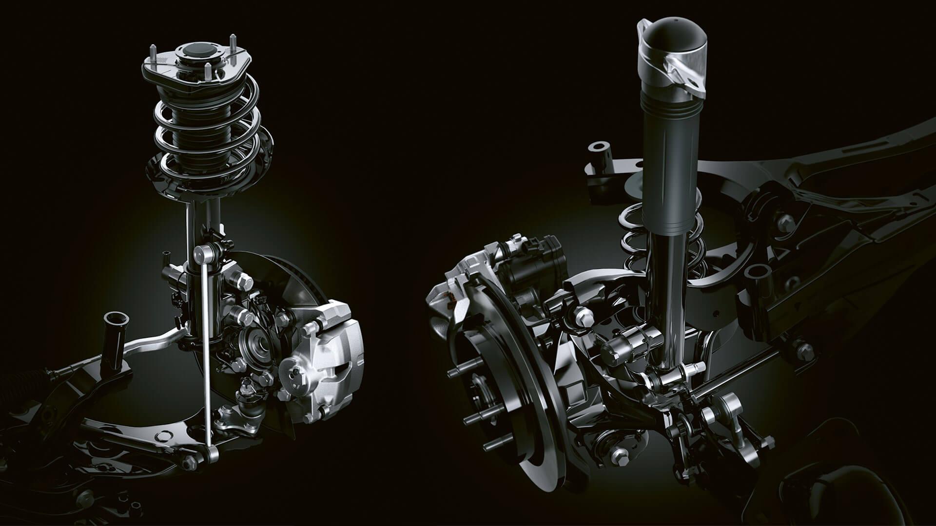 2018 lexus ux hotspot adaptive variable suspension