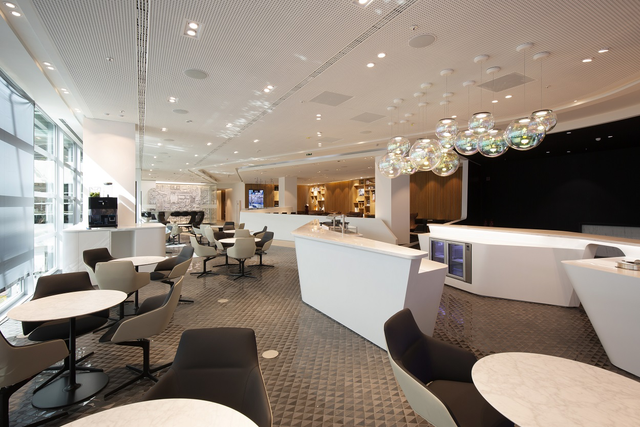 lounge by lexus bruxelas Hero