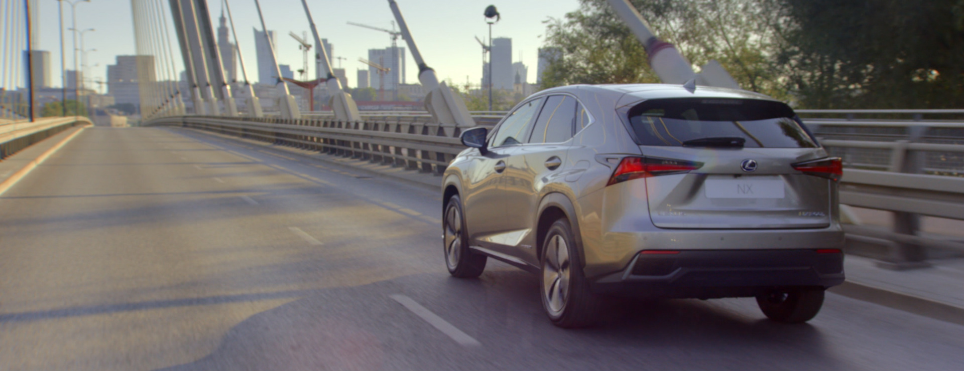 novo lexus nx 300h Video Image