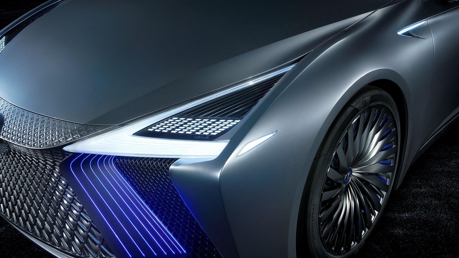 lexus ls concept tokyo motor show gallery 017