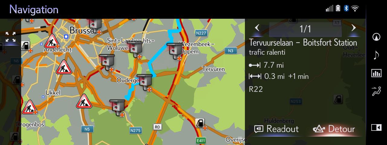 03 Use Online Traffic Info
