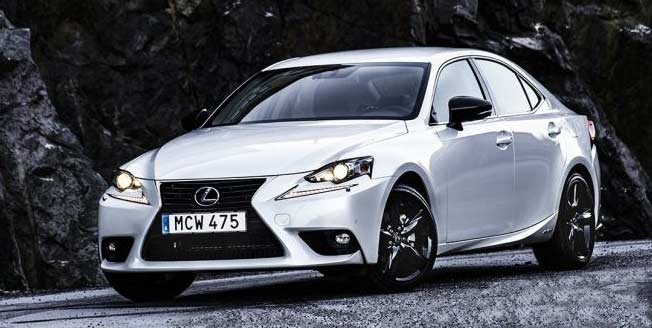 En miljon Lexus IS Image