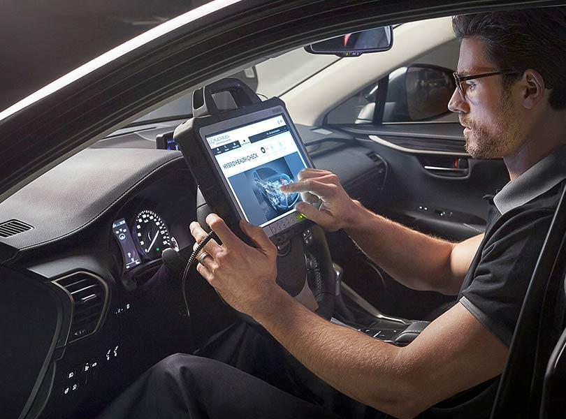 Hybridservice Lexus