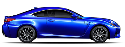 2019 lexus rc f side form
