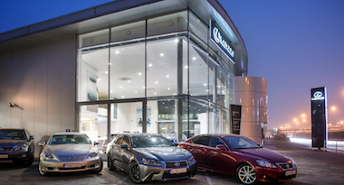 Lexus Bratislava Image