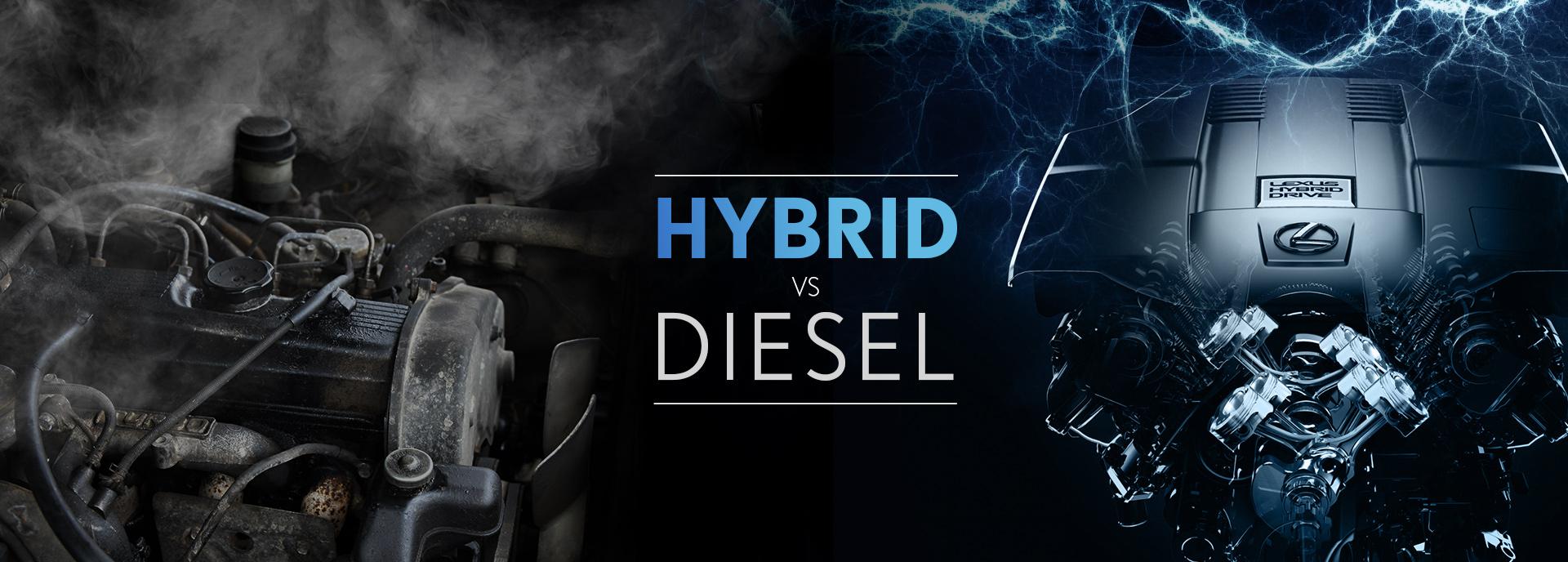 Hybrid v Diesel Hero Image